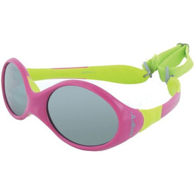 Julbo Looping I Spectron 4 Sunglasses Baby 0-18M fuchsia/lime green